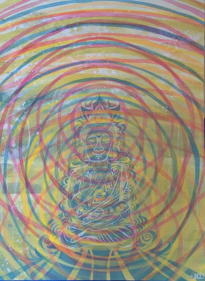 Buddha Baby by Gigi Douglas