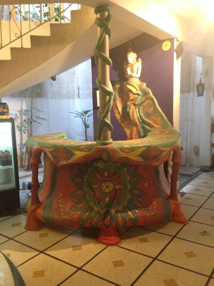 Buddha Hostel by Gigi Douglas