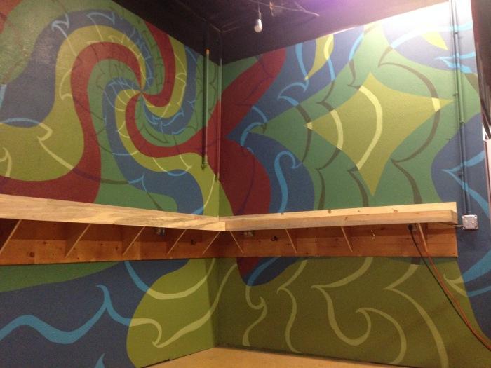 Vision Quest Mural 4 by Gigi Douglas